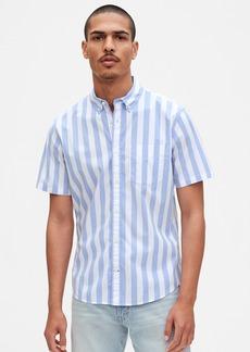 Gap Stretch Poplin Shirt