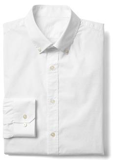 Gap Stretch Poplin slim fit shirt