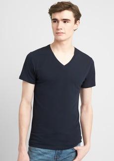 Gap Stretch V-Neck T-Shirt