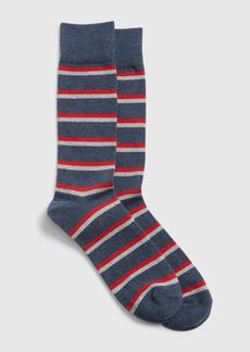 Gap Stripe Crew Socks