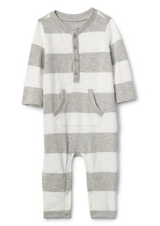 Gap Stripe Kanga One-Piece