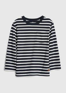 Gap Toddler Stripe Long Sleeve T-Shirt