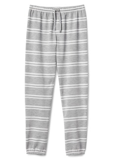 Gap Stripe PJ Pants in French Terry