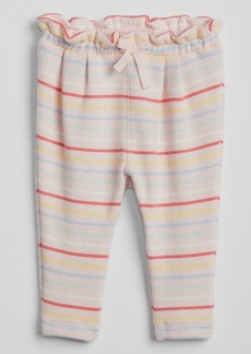 Gap Stripe Pull-On Pants in French Terry