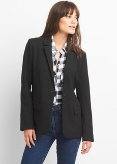 Structured blazer