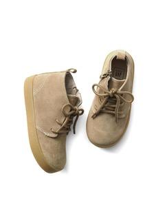 Gap Suede mid-top sneakers