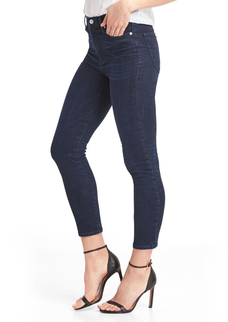 f198bfa543 SALE! Gap Super high rise true skinny crop jeans