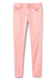 Gap Superdenim Skinny Jeans in Color with Fantastiflex