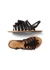 Gap Tassel gladiator sandals