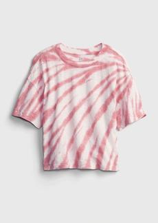 Gap Teen 100% Organic Cotton Boxy T-Shirt
