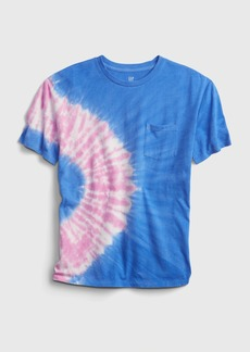 Gap Teen 100% Organic Cotton Pocket T-Shirt