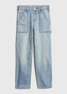 Gap Teen High-Rise Carpenter Jeans