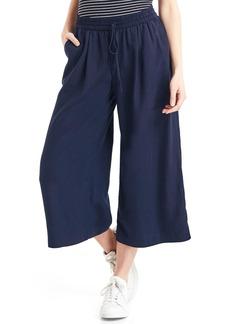 Gap TENCEL&#153 drapey culottes
