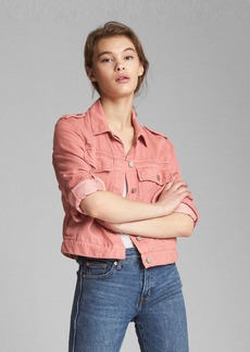 Gap TENCEL&#153 Icon Utility Jacket