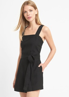 Gap TENCEL&#153 tie-belt romper