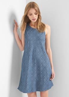 TENCEL&#153 print swing dress