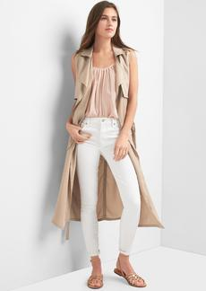 Gap TENCEL&#153 trench vest