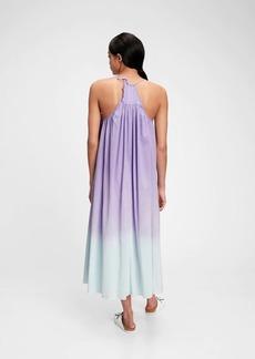 Gap Tie-Back Cami Maxi Dress