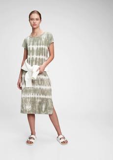 Gap Midi T-Shirt Dress