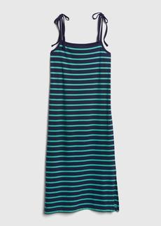 Gap Tie-Strap Apron Dress
