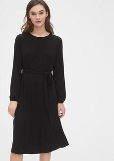 Gap Tie-Waist Midi Dress in TENCEL&#153