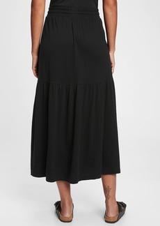 Gap Tiered Midi Skirt
