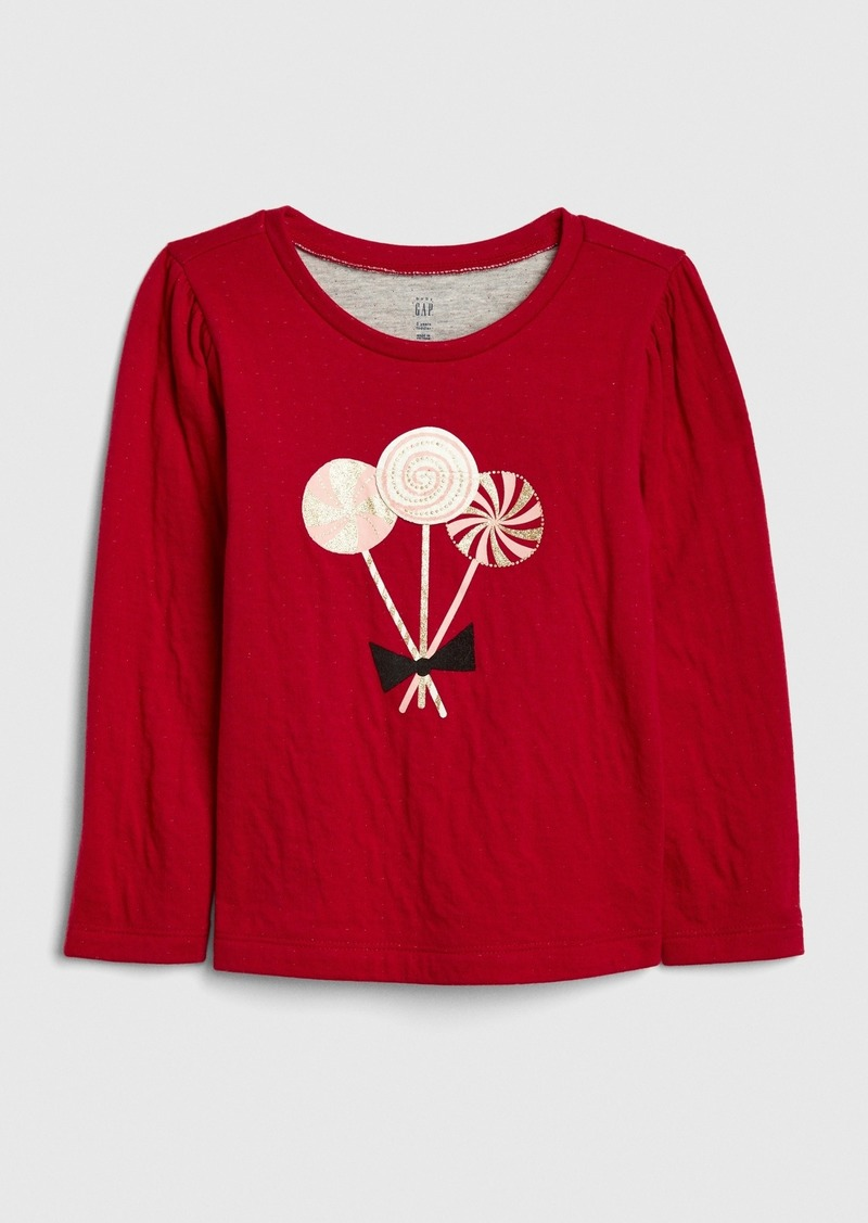 Gap Toddler 3D Graphic T-Shirt