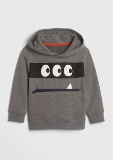 Gap Toddler 3D Monster Hoodie Sweatshirt
