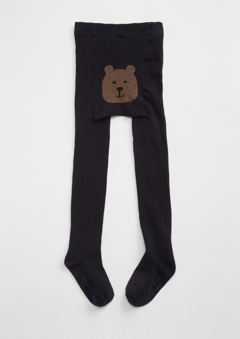 Gap Toddler Bear Tights