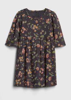 Gap Toddler Bell-Sleeve Dress