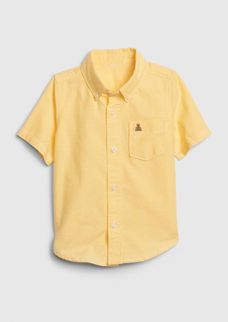 Gap Toddler Brannan Bear Oxford Shirt