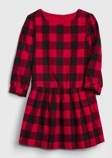 Gap Toddler Buffalo Plaid Dress