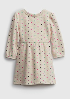 Gap Toddler Cozy Polk-A-Dot Dress
