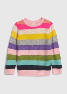 Gap Toddler Crazy Stripe Sweater