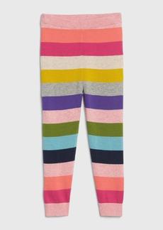 Gap Toddler Crazy Stripe Sweater Leggings