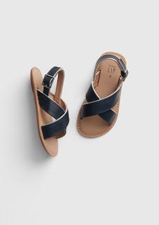 Gap Toddler Cross-Strap Sandals