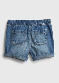 Gap Toddler Denim Pull-On Shorts
