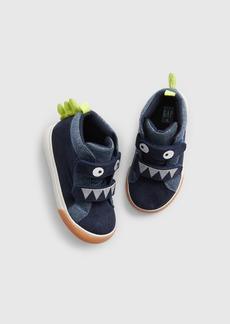 Gap Toddler Dino Hi-Top Sneakers