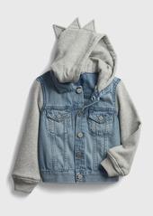 Gap Toddler Dinosaur Denim Jacket