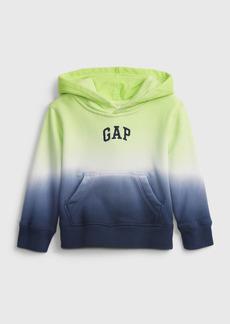 Toddler Dip-Dye Gap Logo Hoodie