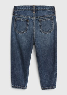 Gap Toddler Distressed Mom Jeans