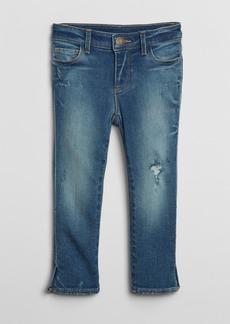 Gap Toddler Distressed Super Skinny Jeans with Fantastiflex