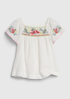 Gap Toddler Embroidered Top