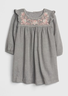 Gap Toddler Empire Floral Dress