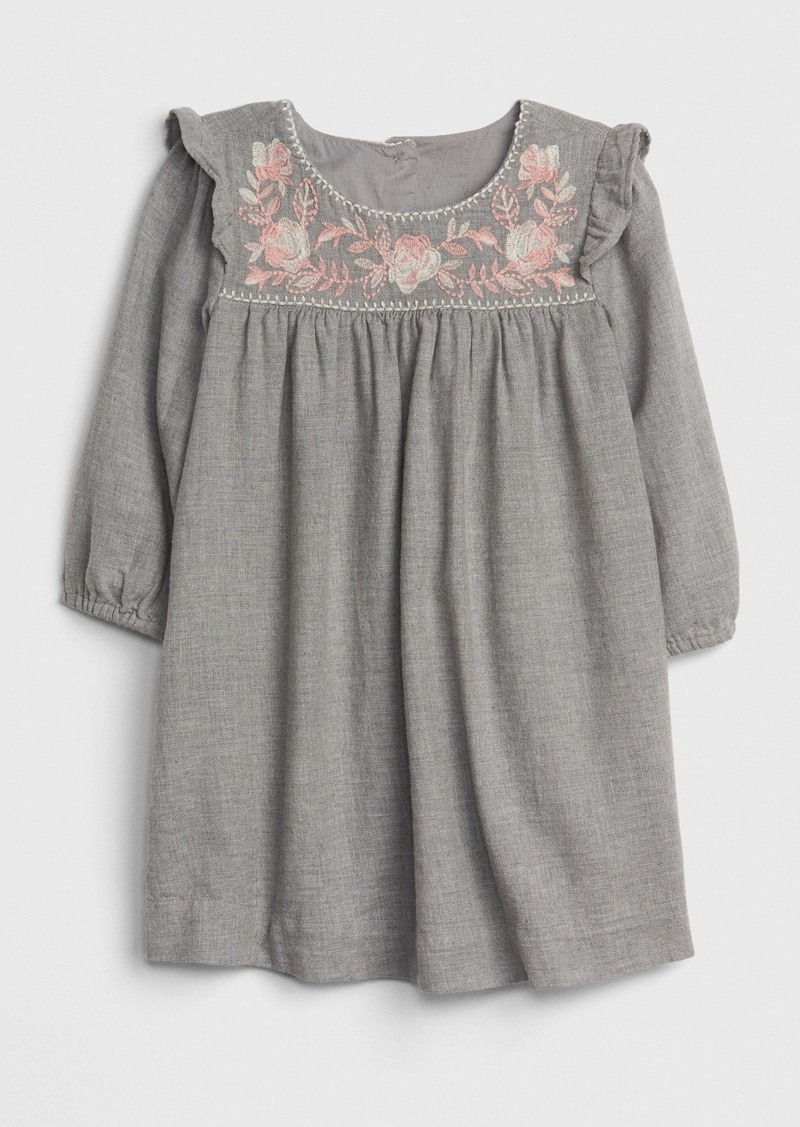 Gap Toddler Empire Floral Dress
