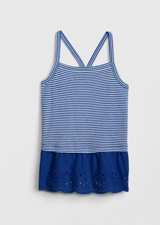 Gap Toddler Eyelet Tank Top