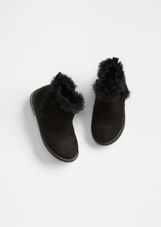 Gap Toddler Faux-Fur Booties