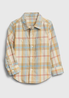 Gap Toddler Flannel Shirt