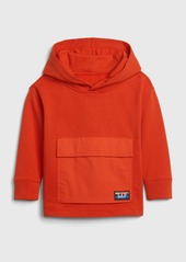 Gap Toddler Flap-Pocket Hoodie