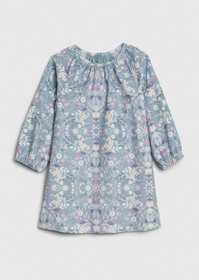 Gap Toddler Floral Cord Dress